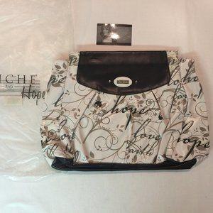 Miche Hope Love Doves Shell for Prima Bag NWOT
